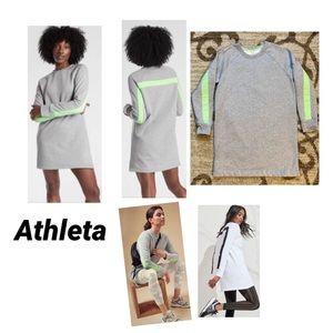 Athleta Round Trip Sweatshirt Dress 487683